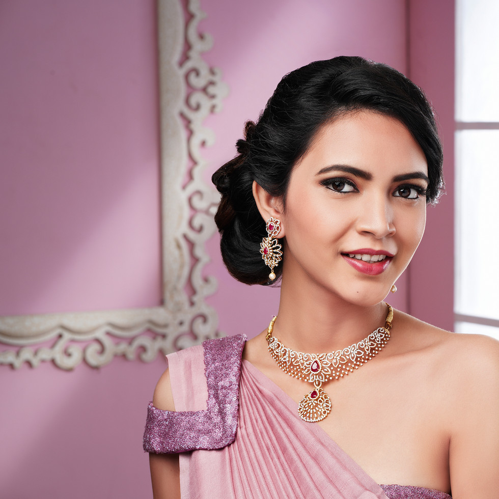 Jewellery photoshoot by R Prasanna Venkatesh