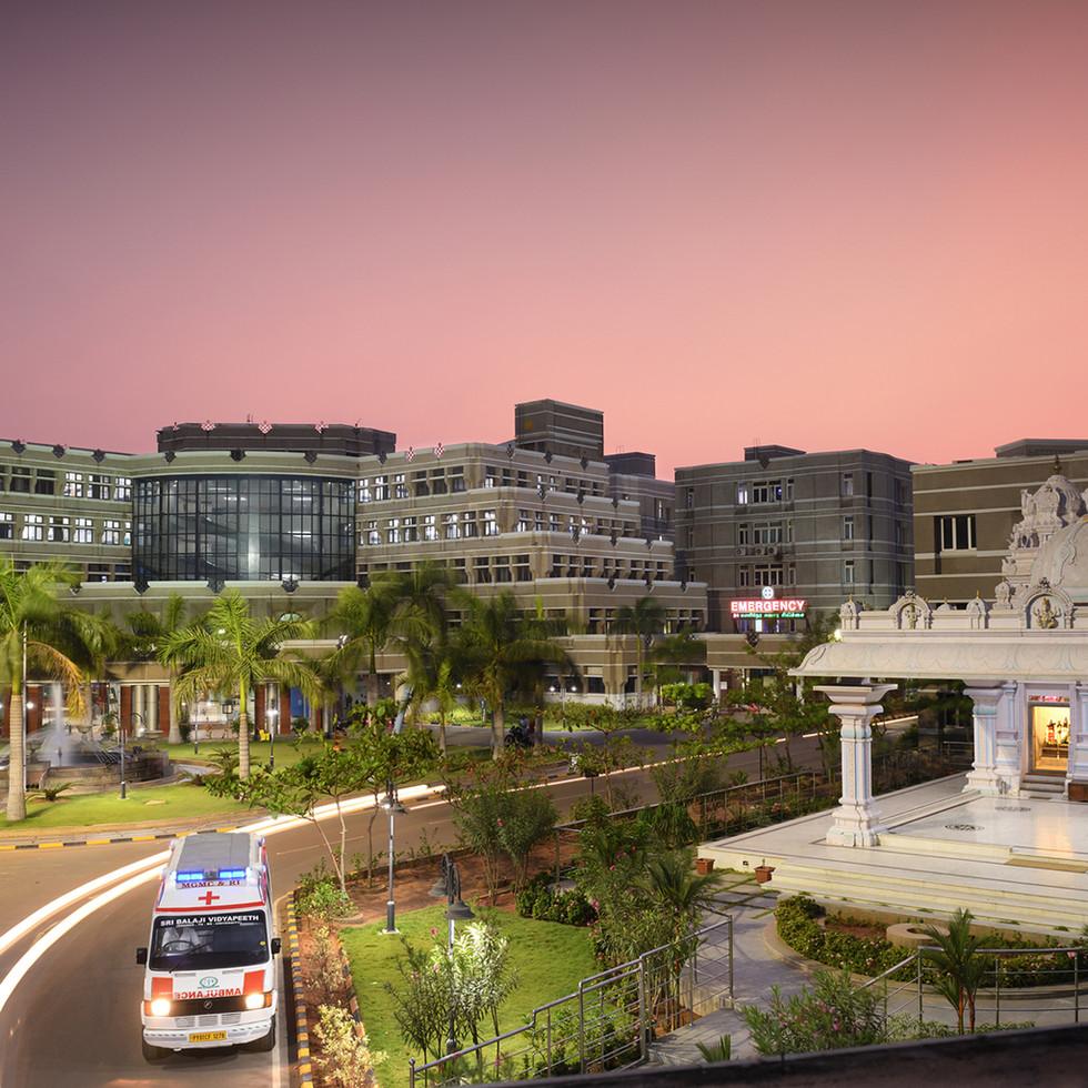 MGMC Medical college ,Puducherry