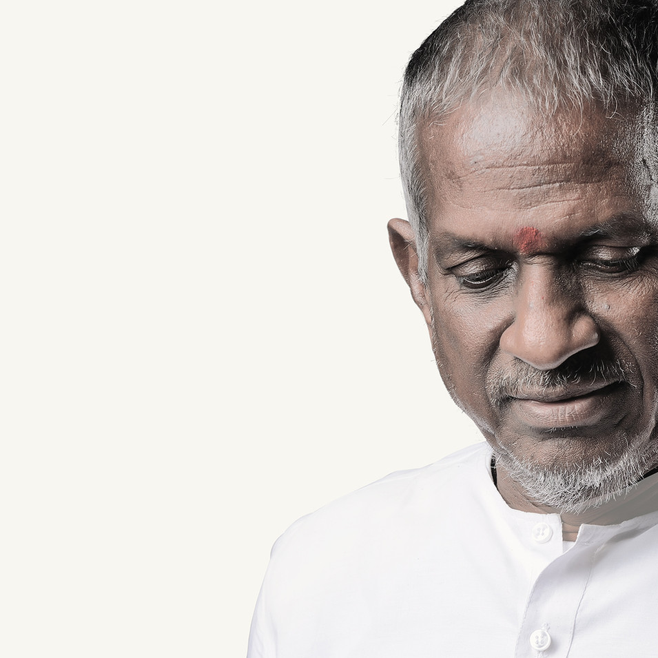 Maestro Ilayaraja  photography by R Prasanna Venkatesh