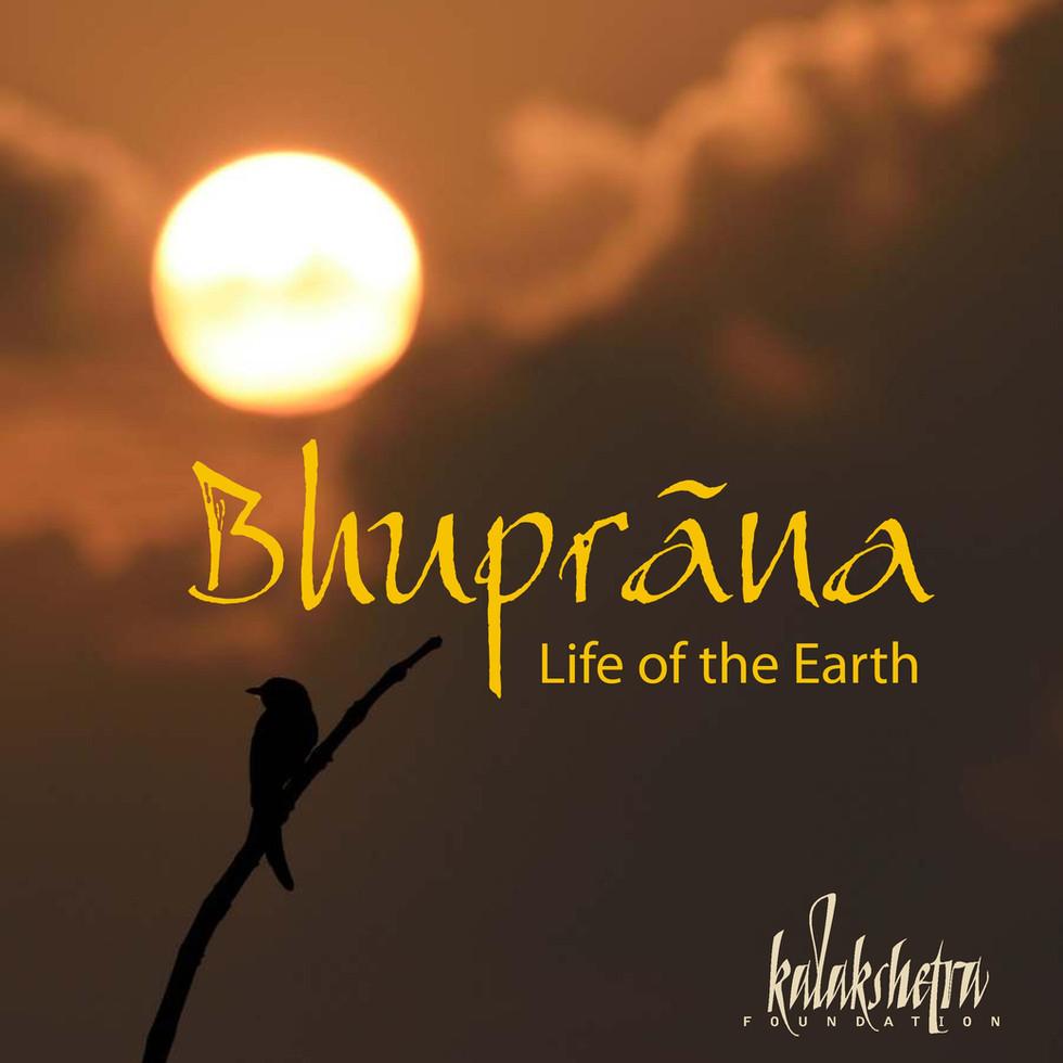 Bhuprana Book by Kalakshetra