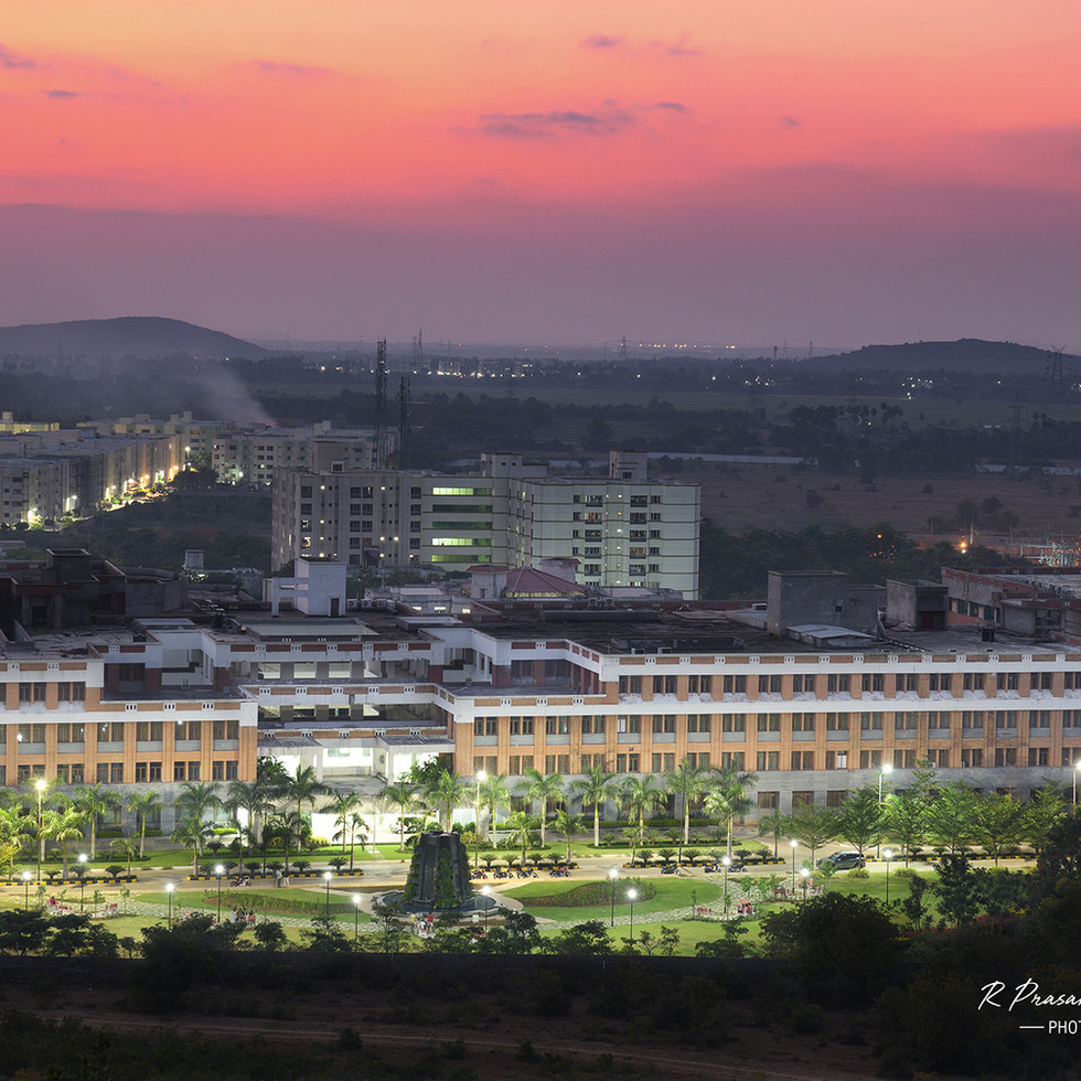 Medical College Architecture Photography