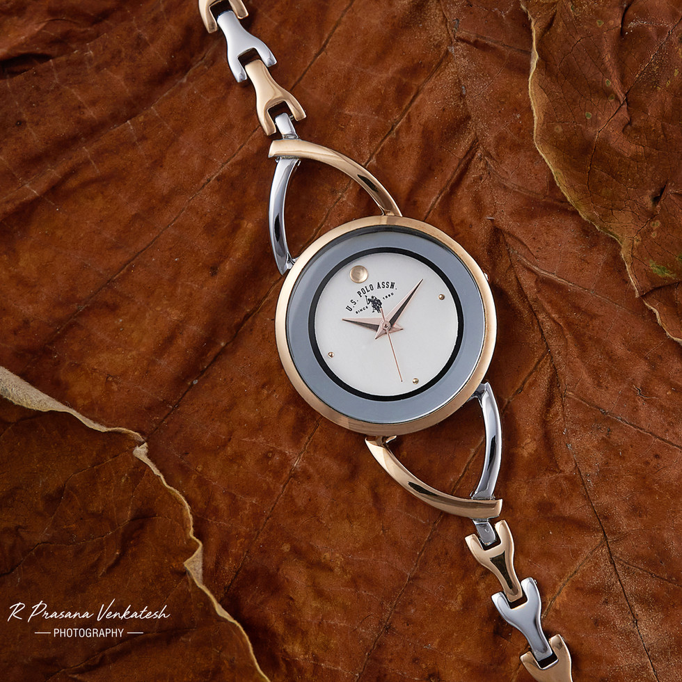 Watch  Photography by R Prasanna Venkatesh