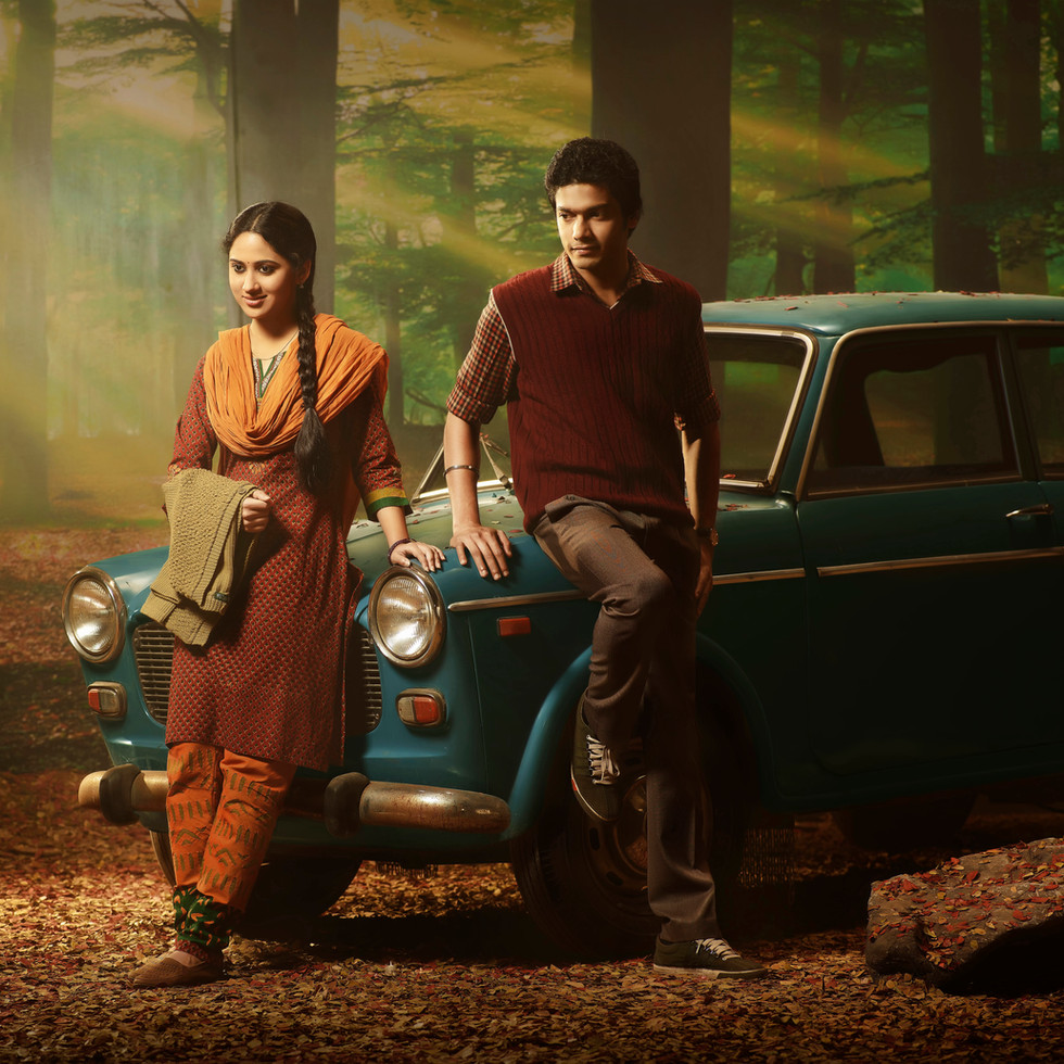 Amara Kaaviyam Movie promo  photoshoot by R Prasanna Venkatesh