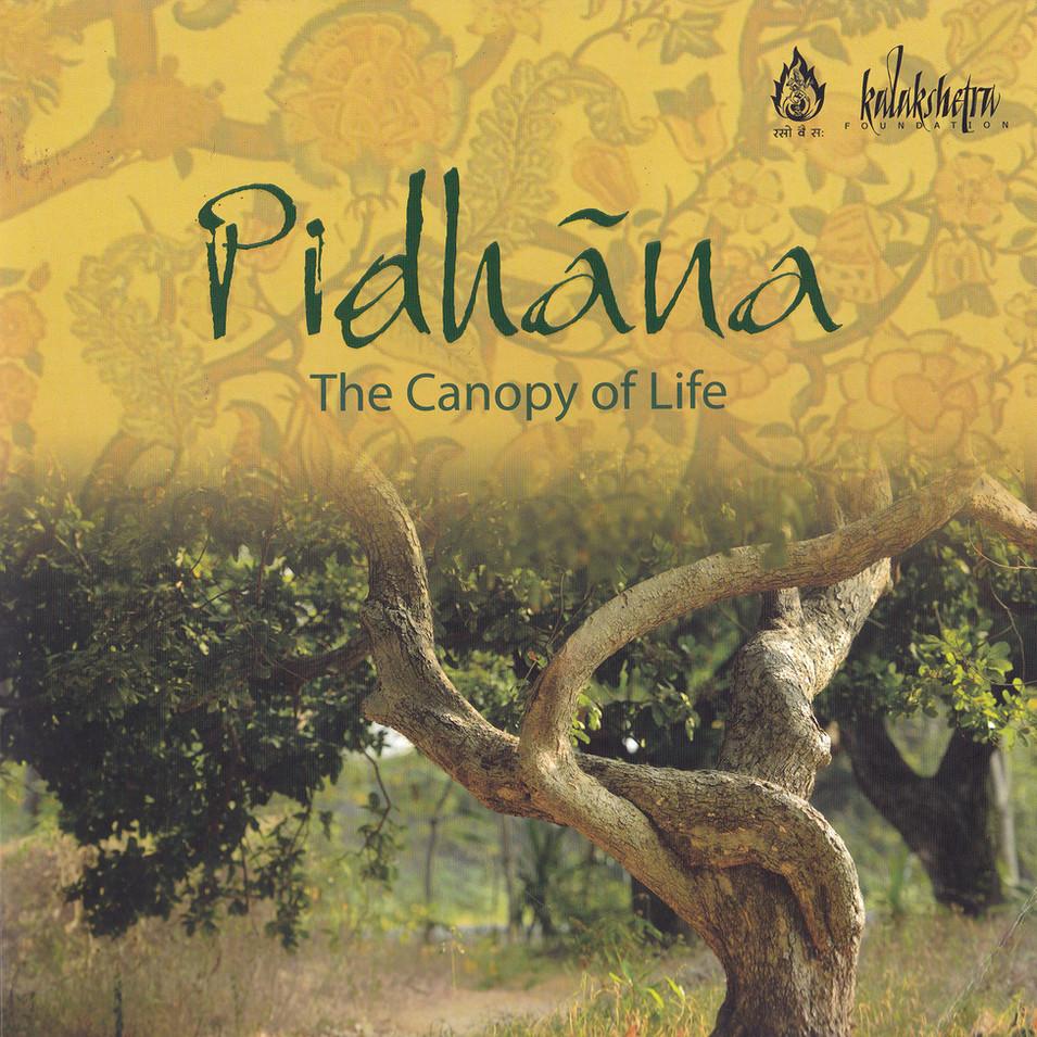 Pidhana book by Kalakshetra Chennai