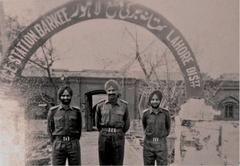 Indian Army Captured Lahore
