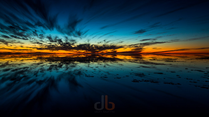 Tie Dye Sunset