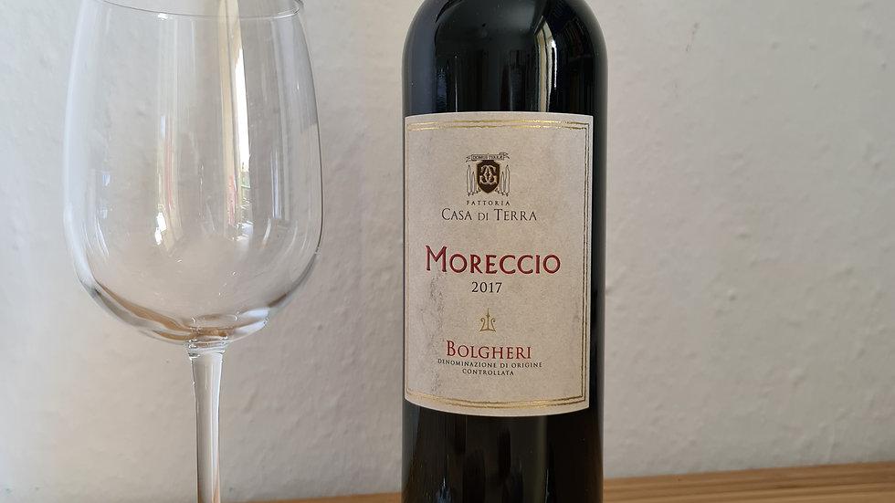Moreccio, Bolgheri DOC 2016