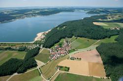 Allmannsdorf am großen Brombachsee