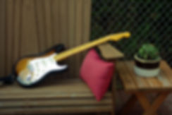 Rod Chubb - guitarist, singer, songwriter, instructor.