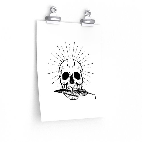 Scribe - Limited Ed. Art Print
