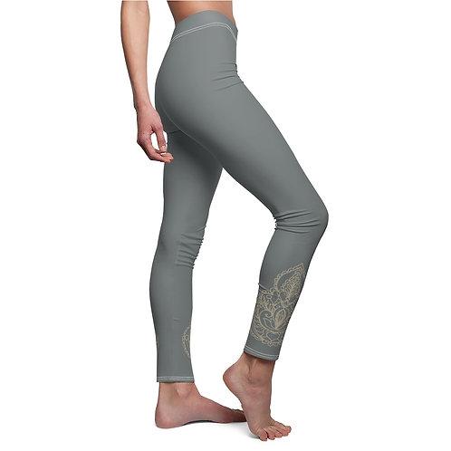 Grey Leggings - Inner Temple