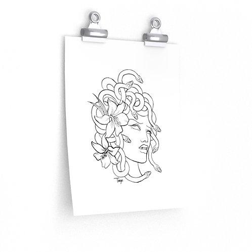 Medusa - Limited Ed. Art Print