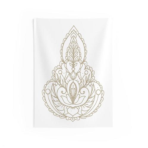 Inner Temple - Tapestry (white)