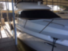 Boat detailing, waxing, polishing, gel coat specialist, 314-942-2082