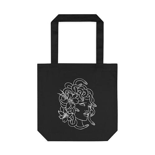 Cotton Tote Bag - Medusa