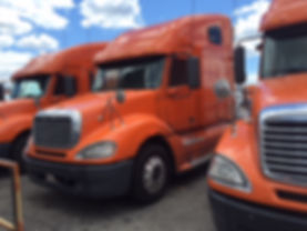 Semi tractor detailing, waxing, washing, 314-942-2082