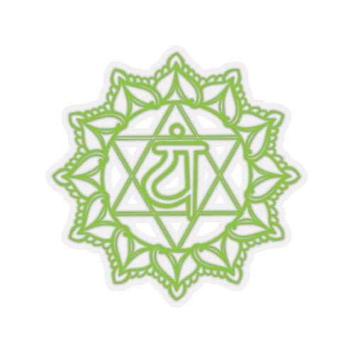 """Anahata - Form-Cut Sticker 2x2"""""""