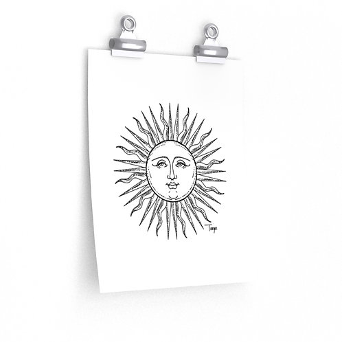 Sol - Limited Ed. Art Print