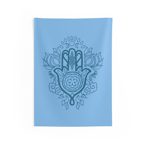 Compassion Sigil - Indoor Wall Tapestries