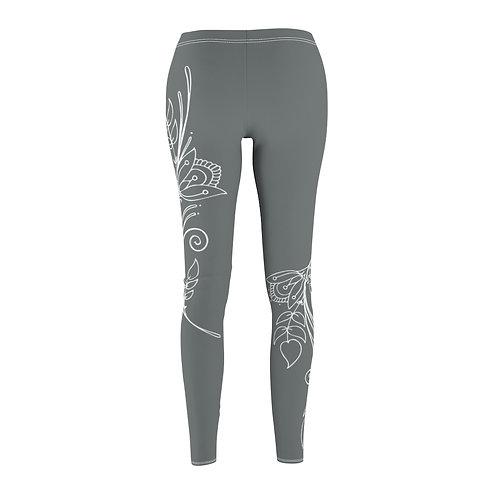 Grey Leggings - Henna