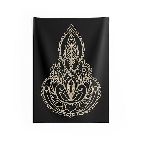Inner Temple - Tapestry (black)