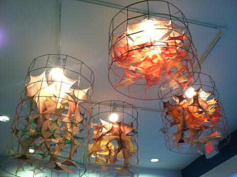 Seasons lanterns