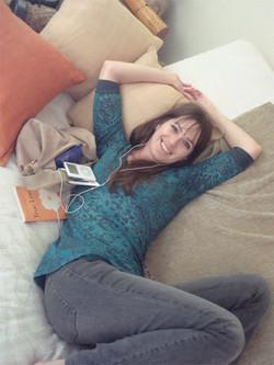 Jen taking a break