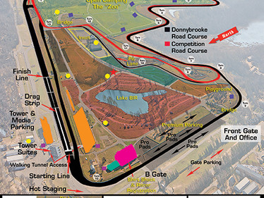 Driving School & Lapping Day - Brainerd International Speedway