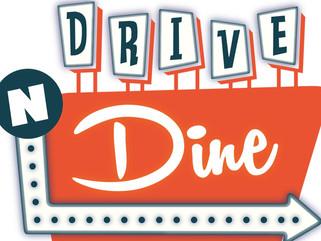 JULY DRIVE & DINE