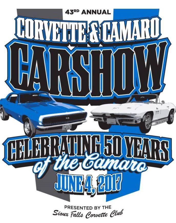 43rd Annual Corvette And Camaro Car Show