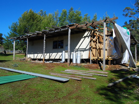 Garden Cottage Renovation