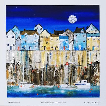 Fine Art Giclee Print 20 x 20cm Full Moon