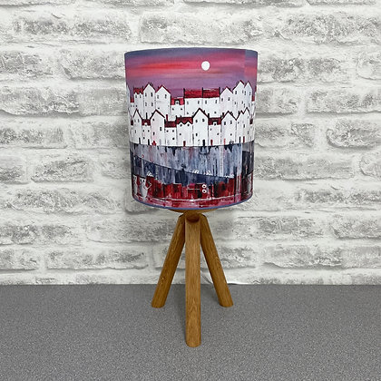 Red Roofs Lampshade