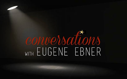 Eugene Ebner hosts a TV Show