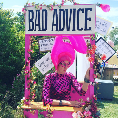 Bad Advise Booth
