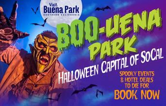 Buena Park: The Halloween Capital of Southern California