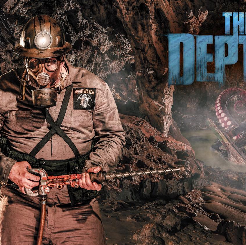 The-Depths w Logo