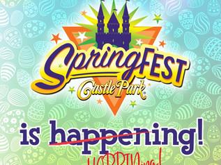 Castle Park Spring Fest Begins March 12
