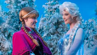 Frozen Fun Comes to Disney California Adventure
