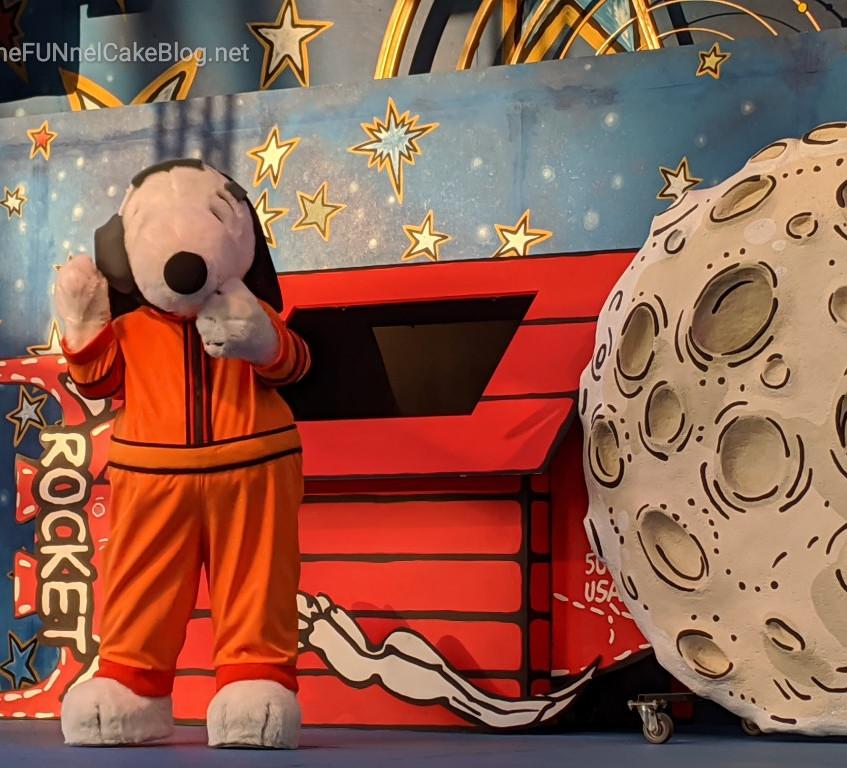 Knott's Peanuts Celebration