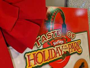 Break out the Stretchy Pants…Taste of Holiday in the Park