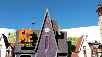 Explore Your Inner Minion at Universal Studios
