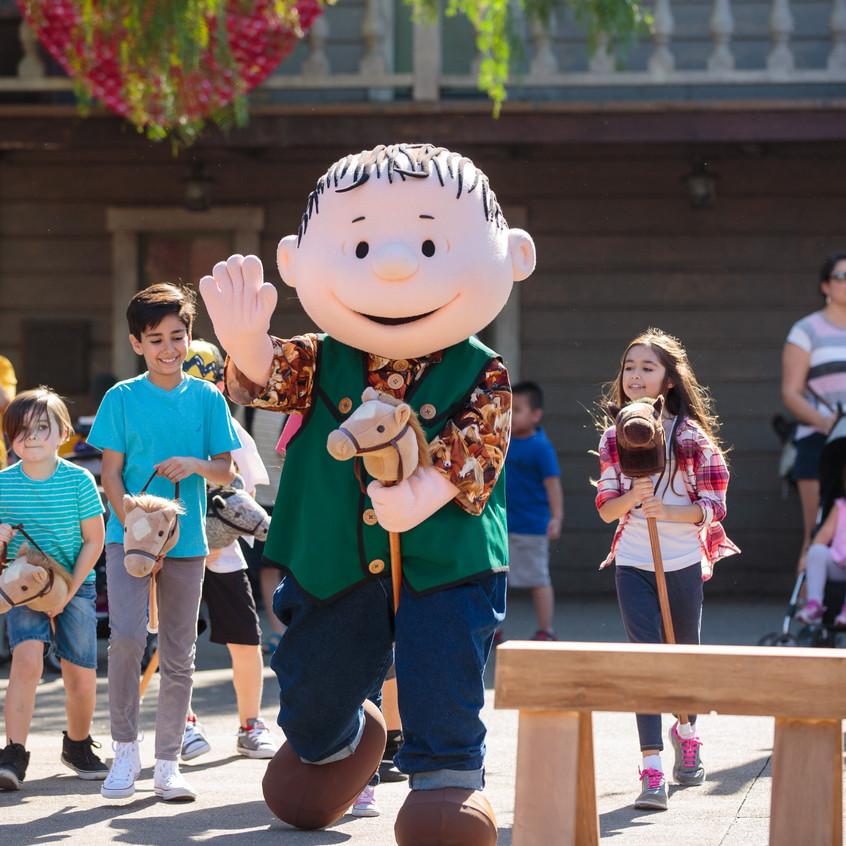 PEANUTS Celebration -Linus Cowboy Jambor