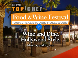 Bravo's Top Chef Food & Wine Festival