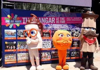 Orange County Fair Visit