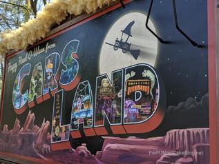 Haul-O-Ween at Disney California Adventure