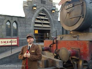 Visit Hogsmeade in Hollywood