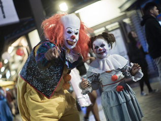 Ghoulish Events in Haunted Little Tokyo