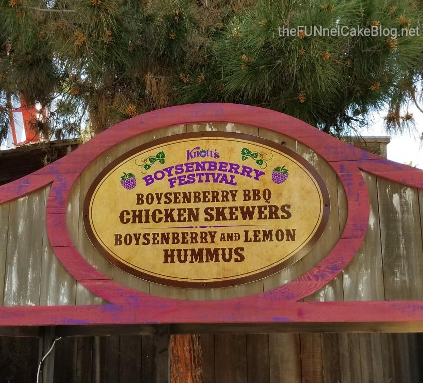 Knott's Boysenberry Festival 2019