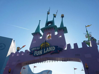 A Land That is Super and Silly at Universal